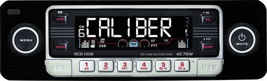 Autoradio Caliber Audio Technology RCD-110 Schwarz