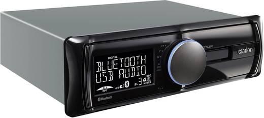 Clarion FZ502E Autoradio inkl. Fernbedienung, Bluetooth®-Freisprecheinrichtung