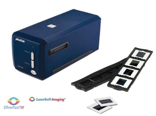 Diascanner, Negativscanner Plustek OpticFilm 8100 7200 dpi