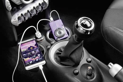 USB-Ladegerät Cabstone Power USB Dual 63418 KFZ, LKW Ausgangsstrom (max.) 2100 mA 2 x USB