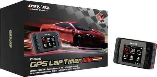 Qstarz LT-Q6000 GPS Laptimer Schwarz
