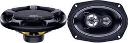 Haut-parleur triaxial 3 voies à encastrer 360 W Mac Audio MPE 69.3