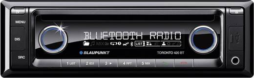 autoradio blaupunkt toronto 420bt bluetooth. Black Bedroom Furniture Sets. Home Design Ideas
