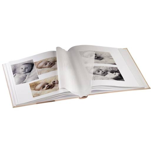 """Buchalbum """"Baby Feel Taufe"""", 29x32/60"""