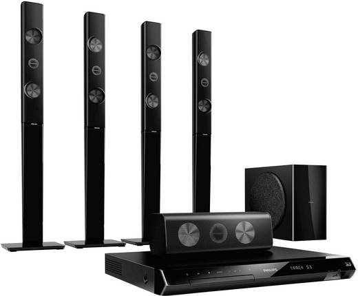 philips htb7590d 3d blu ray 5 1 heimkino system kaufen. Black Bedroom Furniture Sets. Home Design Ideas