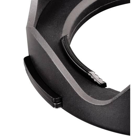 Hama 00093652 Gegenlichtblende mit Objektivdeckel