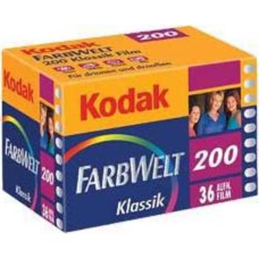 Kodak Farbwelt 200 135/36