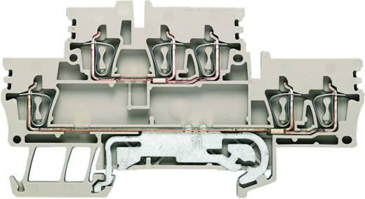 Doppelstock-Reihenklemme ZDK 2.5/3AN DU-PE Weidmüller Inhalt: 50 St.