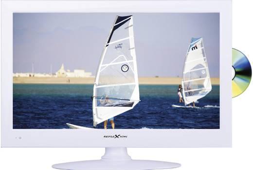 REFLEXION LDD275 weiß LED-TV mit eingebautem DVD-Player