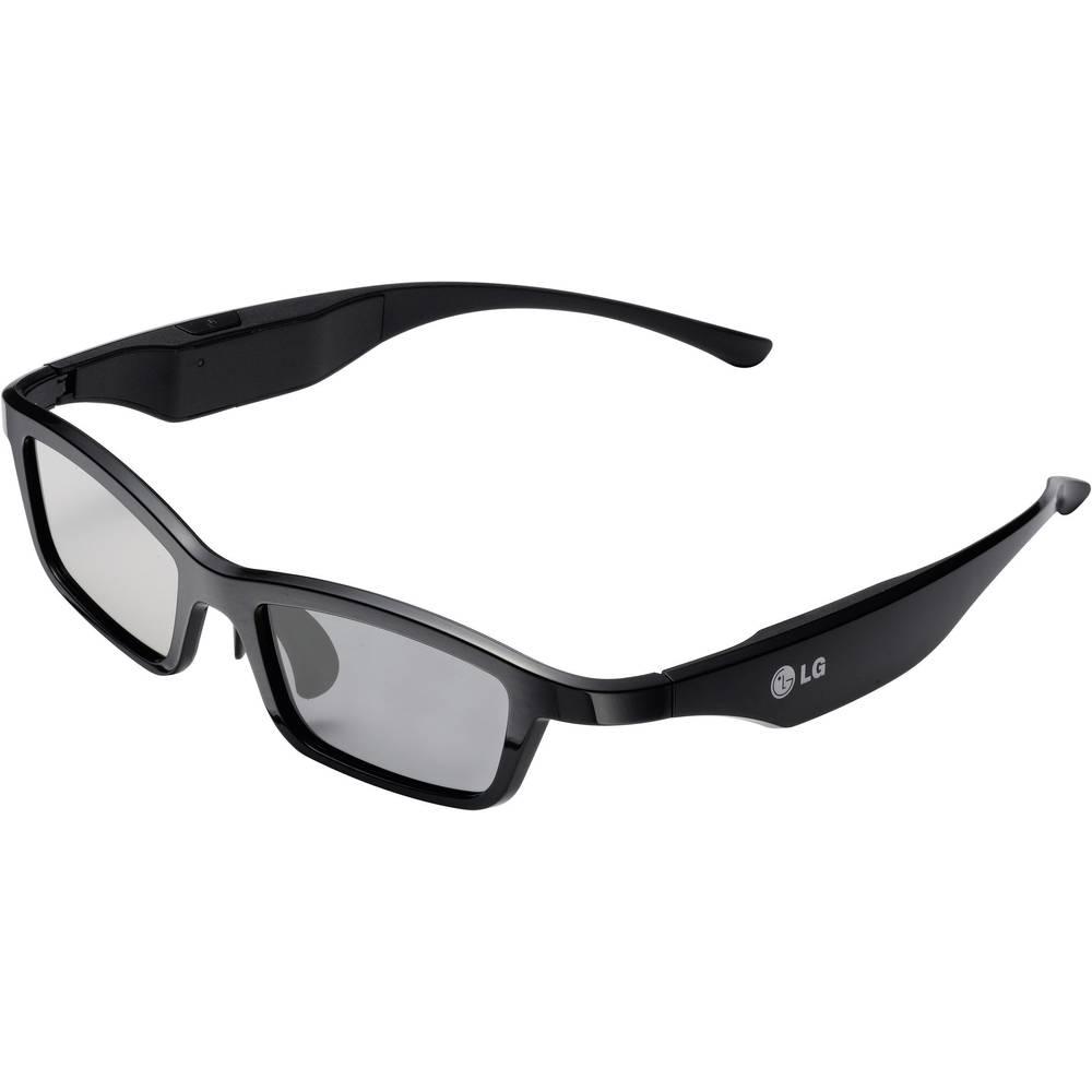 paire de lunettes 3d actives lg ag s350. Black Bedroom Furniture Sets. Home Design Ideas