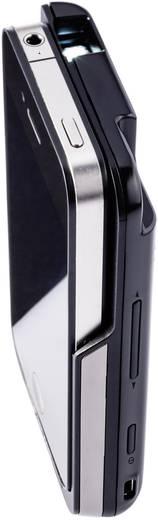 DLP Aiptek MobileCinema i50S Helligkeit: 40 lm 640 x 480 VGA 1000 : 1 Schwarz