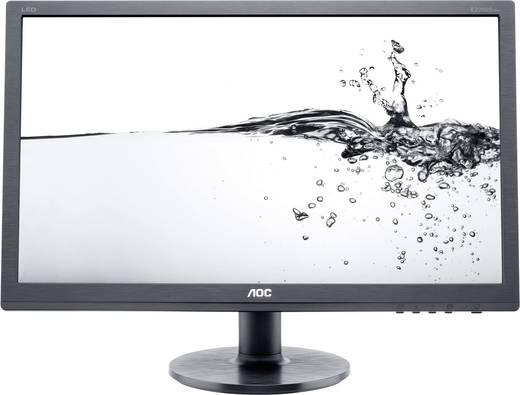 LED-Monitor 54.6 cm (21.5 Zoll) AOC e2260Swda EEK A 5 ms VGA, DVI