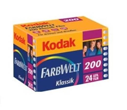 Kodak FARBWELT CN 135, ISO 200, 24-pic, 1 Pack