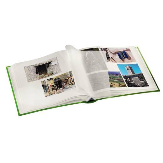 """Jumbo-Album """"Singo"""", Grün, 30x30/100"""