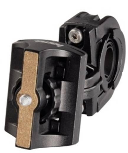 Lenkerhalterung Hama 00004381 1/4 Zoll Arbeitshöhe=10.5 cm (max) Schwarz
