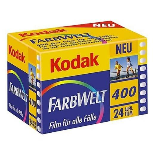 FARBWELT CN 135, ISO 400, 24-pic, 1 Pack