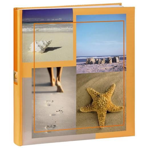 """Buchalbum """"Sea Shells"""", Beige, 29x32/60"""