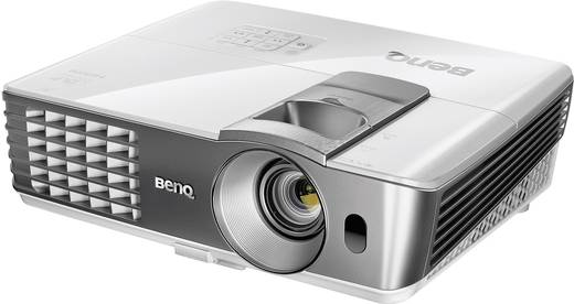 DLP Beamer BenQ W1070 Helligkeit: 2000 lm 1920 x 1080 HDTV 10000 : 1 Weiß