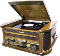 Retro USB gramofon s funkcí digitalizace Roadstar HIF-1923TUMPK