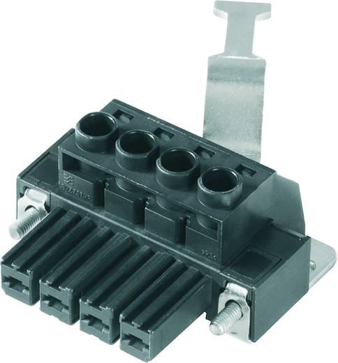 Buchsengehäuse-Kabel BV/SV Polzahl Gesamt 4 Weidmüller 1929860000 Rastermaß: 7.62 mm 25 St.