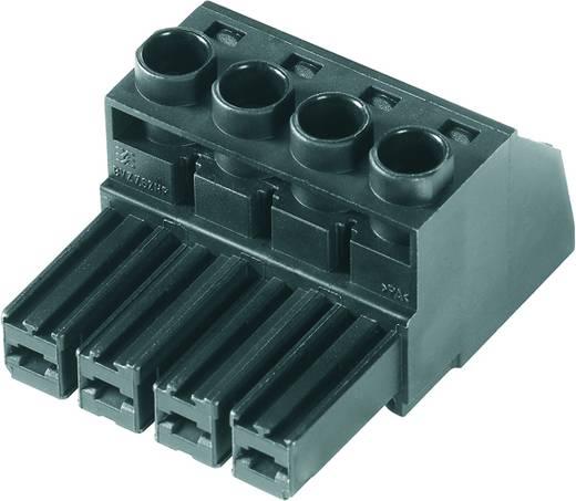 Buchsengehäuse-Kabel BV/SV Polzahl Gesamt 4 Weidmüller 1929950000 Rastermaß: 7.62 mm 100 St.