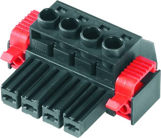 Buchsengehäuse-Kabel BV/SV Polzahl Gesamt 3 Weidmüller 1930060000 Rastermaß: 7.62 mm 100 St.