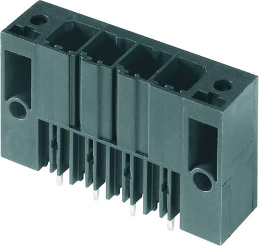 Leiterplattensteckverbinder Schwarz Weidmüller 1930820000 Inhalt: 60 St.