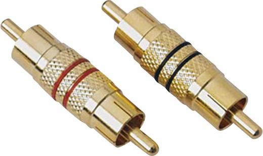 Cinch-Adapter Sinuslive CVM [1x Cinch-Stecker - 1x Cinch-Stecker]