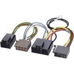 ISO adaptérový kábel pre autorádio AIV 41C907 vhodné pre autá Ford, Nissan
