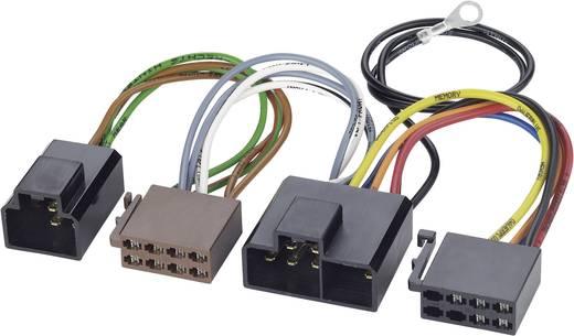 ISO Radioadapterkabel AIV Passend für: Ford, Nissan 41C907
