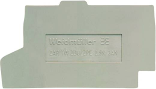 Abschlussplatte ZAP/TW ZDU/ZPE 2.5N/3AN 1933800000 Weidmüller 50 St.