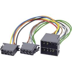 ISO adaptérový kábel pre autorádio AIV 41C941 vhodné pre autá Universel