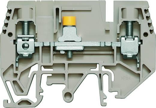 Prüftrenn-Reihenklemme WTQ 6/1 EN Weidmüller Inhalt: 50 St.