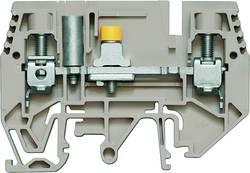 Bloc de jonction de test sectionnable Weidmüller WTQ 6/1 EN STB 1934800000 50 pc(s)