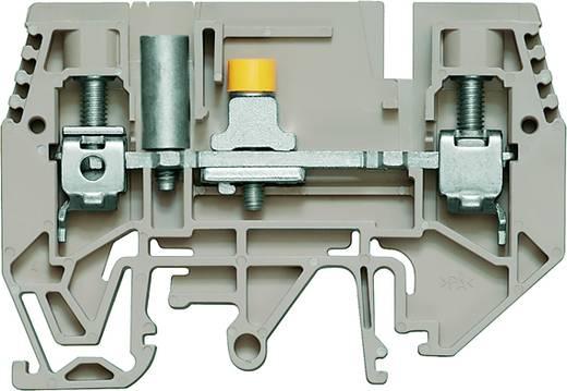 Prüftrenn-Reihenklemme WTQ 6/1 EN STB Weidmüller Inhalt: 50 St.