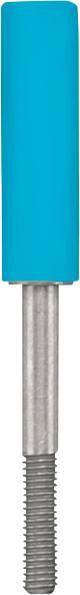 Alvéole de test Weidmüller STB 21.6/45 BL 1936290000 50 pc(s)