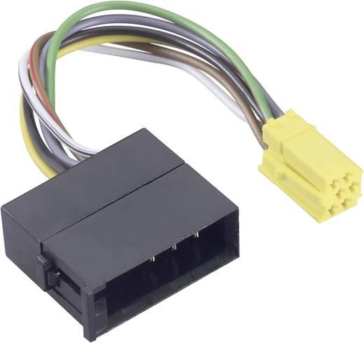 Mini ISO Stecker AIV Fiche mâle Mini-ISO sur fiche femelle ISO à 10 pôles.
