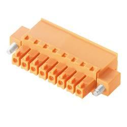 Zásuvkové púzdro na kábel Weidmüller BCZ 3.81/04/270F SN OR BX 1940480000, 25.66 mm, pólů 4, rozteč 3.81 mm, 50 ks