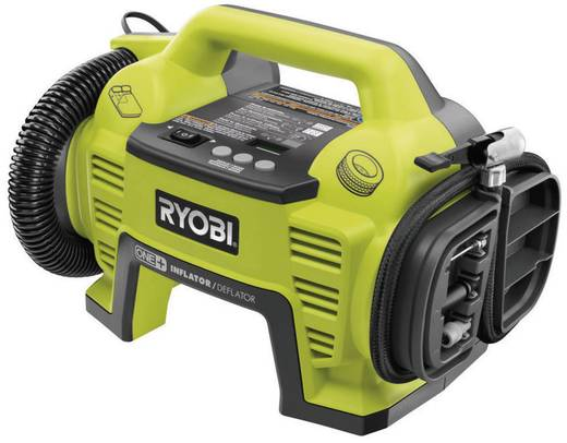 Kompressor 10.3 bar Ryobi 5133001834 Digitales Display, 2 Betriebsarten