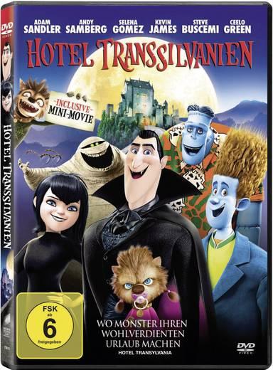 DVD Hotel Transsilvanien FSK: 6