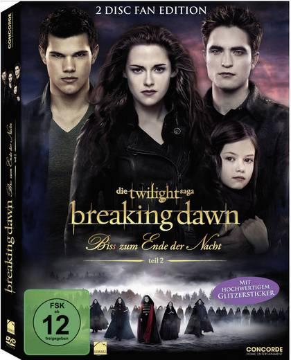 DVD Twilight Breaking Dawn - Bis(s) zum Ende der Nacht (Teil 2) FSK: 12