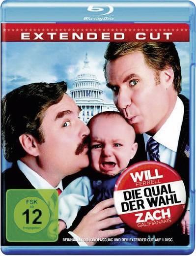 blu-ray Die Qual der Wahl (Kinofassung + Extended Edition) FSK: 12