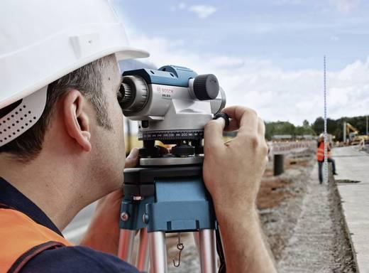 Optisches Nivelliergerät Bosch GOL 32 G Professional Reichweite (max.): 120 m Optische Vergrößerung (max.): 32 x Kalibriert nach: Werksstandard