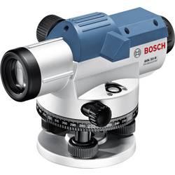 Optický nivelačný prístroj Bosch Professional GOL 32 G, Dosah (max.): 120 m, Optické zväčšenie (max.): 32 x, Kalibrované podľa: bez certifikátu