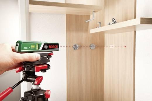 Laser-Wasserwaage 20 m Bosch Home and Garden PLL 1 P 0603663300 0.5 mm/m Kalibriert nach: Werksstandard (ohne Zertifik