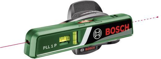 Laser-Wasserwaage 20 m Bosch PLL 1 P 0603663300 0.5 mm/m Kalibriert nach: Werksstandard (ohne Zertifikat)