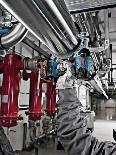 Bosch Professional GDS 18 V-LI Akku-Drehschlagschrauber 18 V 4 Ah Li-Ion inkl. 2. Akku, inkl. Koffer