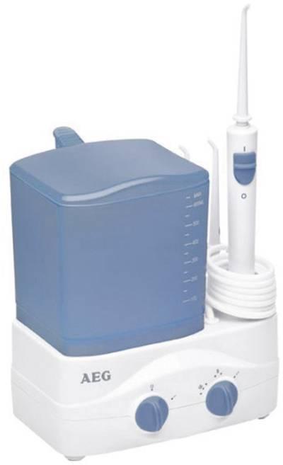AEG szájzuhany fehér - kék színben AEG MD 5613 520613
