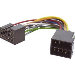 ISO adaptérový kábel pre autorádio AIV 51C979 vhodné pre autá univerzálný