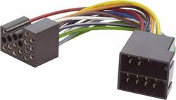 ISO adaptérový kabel pro autorádio AIV 51C979 vhodný pro Originální BMW autorádia